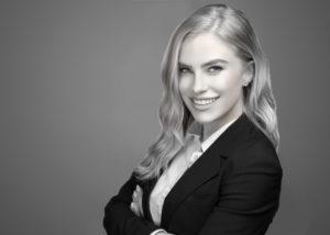 Hailey Laycraft New Associate at Kornfeld LLP